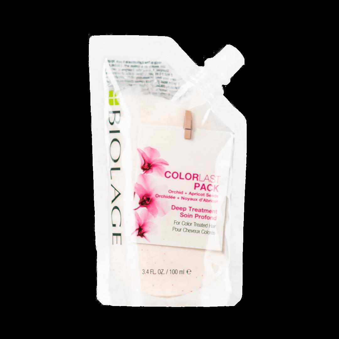 biolage colorlast pack deep treatment