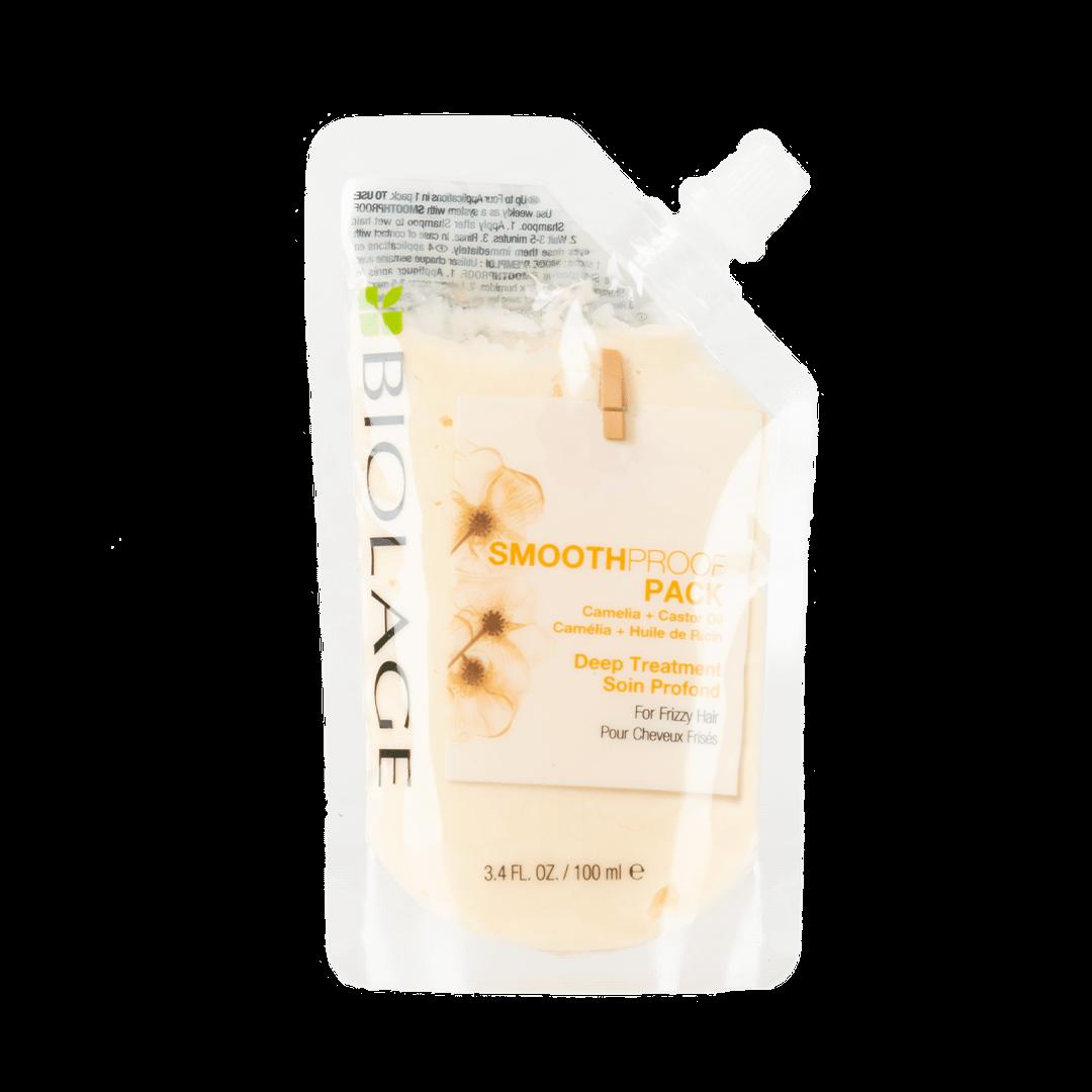 biolage smoothproof pack deep treatment